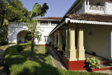 Anuradhapura, our hotel