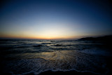 Tramonto Punta S'Arena Beach Gonnesa