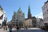Longest shopping street in Europe: Strøget 歐洲最長的購物街