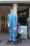 The tallest guy 世界紀錄長人 (272cm)