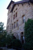 THIS IS THE MAIN ENTRANCE TO THE CULINARY INSTITUTE OF AMERICA AT GREYSTONE