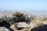 ANOTHER VIEW FROM KITT PEAK FACING THE EAST TOWARD TUCSON