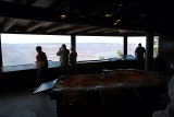 VIEW FROM THE OBSERVATION DECK ON THE SOUTH RIM