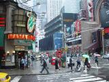A RAINY DAY IN THE BIG APPLE