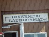 THE ACADIANS HAVE A STRANGE WAY OF SPELLING LAUNDROMAT
