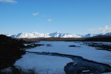 IMAGINE BREAKING THE SILENCE OF THIS SCENE WITH A NOISY MACHINE-NEVER IN DENALI