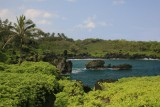 Wai'anapanapa State Park (Road to Hana)