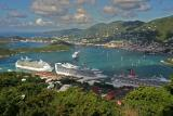 St. Thomas - view from Paradise Point