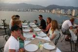 Dinner in Acapulco - 3rd night