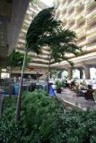 Lobby of Fairmont Acapulco Princess Hotel