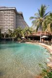 Grounds at Fairmont Acapulco Princess Hotel
