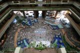 Lobby view of Fairmont Acapulco Princess Hotel