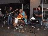 Ook in de nacht enkele muzieknootjes.