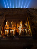 Abu Simbel Rameses II temple Son et Lumierie