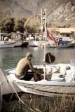Akyaka boat