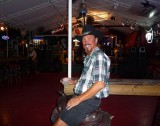 In the Saddle at Cowboy Bill's