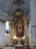 Main Altar of Kalocsa Cathedral