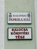 Paprika Museum in Kalocsa, Hungary