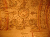4th Century Frescoes in the Peter & Paul Burial Chamber