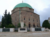 The Mosque of Pasha Gazi Kaseem (16th Century) now Serves as Catholic Church