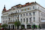 County Hall (1897) in Pecs, Hungary