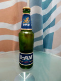 Local Beer from Market in Novi Sad, Serbia