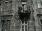 Balcony in Belgrade, Serbia