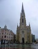 The Name of Mary Church in Novi Sad, Serbia