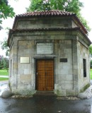 Tomb of The Conqueror of Morea Who DIed in Battle in 1716