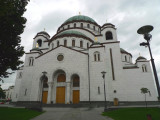 Cathedral of Saint Sava (Largest Othodox Church Building in the World)