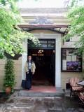 Ready for Lunch in Skadarlija Area of Belgrade