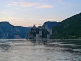 First Look at Golubac Fortress on Serbian Side of the Danube