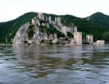 Last Look at Golubac Fortress (14th Century)