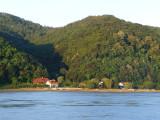 Serbian Farm on the Danube