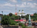 Church in Serbian Town