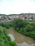 Yantra River in Veliko Tarnovo