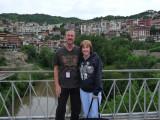 On the Bridge at Veliko Tarnovo