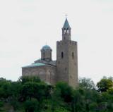 The Patriarchal Church of Tsarevets