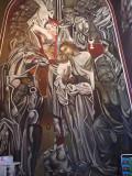 Fresco in the Patriarchal Church of Tsarevets