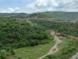 View from Restaurant in Veliko Tarnovo