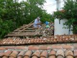 Roofing Work in Arbanassi, Bulgaria