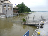 Danube Water Has Risen as We Move Farther South