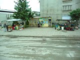Vegetable Stands in Silistra, Bulgaria