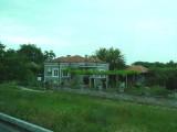 Bulgarian House Along the Road