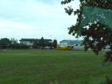 Old Soviet-built Airplane Now Used as Crop Duster
