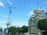 The Cathedral of the Assumption of the Blessed Virgin in Varna, Bulgaria