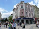 Pedestrian Street in Varna, Bulgaria