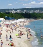 Black Sea Beach, Varna, Bulgaria
