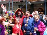 Pat-Me-Down, JudyBeads, Capt Morgan, BeadMule, Susan, Bacardi Girl