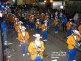 A Sharp-dressed Band